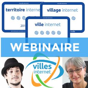 Webinaire Villes Internet du 23 mars 2017